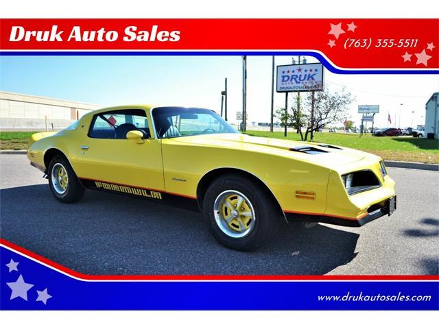 1977 Pontiac Firebird (CC-1531528) for sale in Ramsey, Minnesota