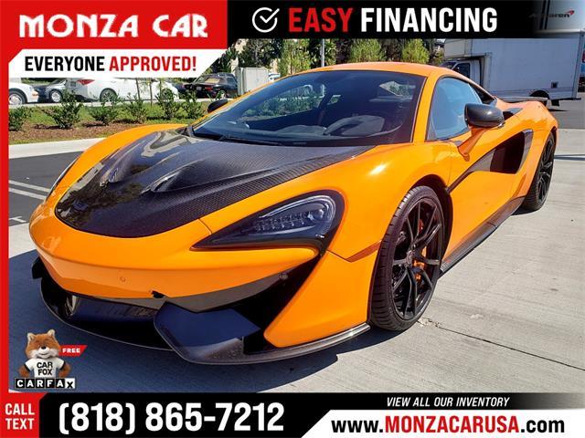 2016 McLaren 570S (CC-1531534) for sale in Sherman Oaks, California