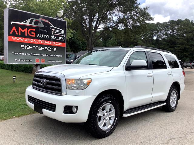 2008 Toyota Sequoia (CC-1531547) for sale in Raleigh, North Carolina