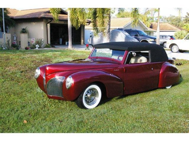 1941 Lincoln Continental (CC-1531548) for sale in Cadillac, Michigan
