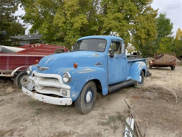 1955 Chevrolet 3100 (CC-1531552) for sale in Cadillac, Michigan