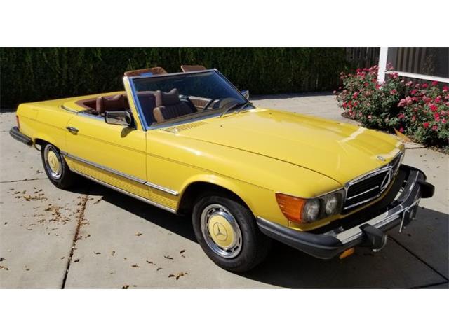 1976 Mercedes-Benz 450SL (CC-1531557) for sale in Cadillac, Michigan