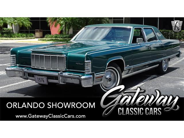 1976 Lincoln Continental (CC-1531560) for sale in O'Fallon, Illinois