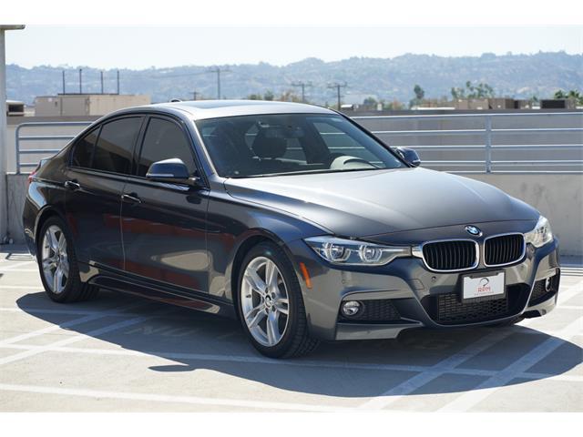 2016 BMW 3 Series (CC-1531567) for sale in Sherman Oaks, California