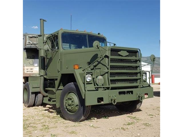 1980 AM General Military (CC-1531570) for sale in Cadillac, Michigan