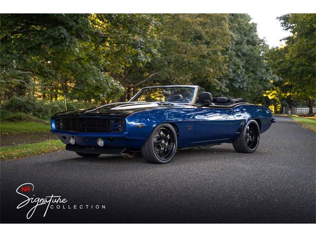 1969 Chevrolet Camaro (CC-1531580) for sale in Green Brook, New Jersey