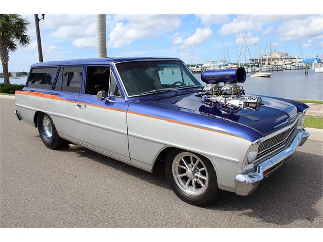 1966 Chevrolet Nova (CC-1531581) for sale in Palmetto, Florida