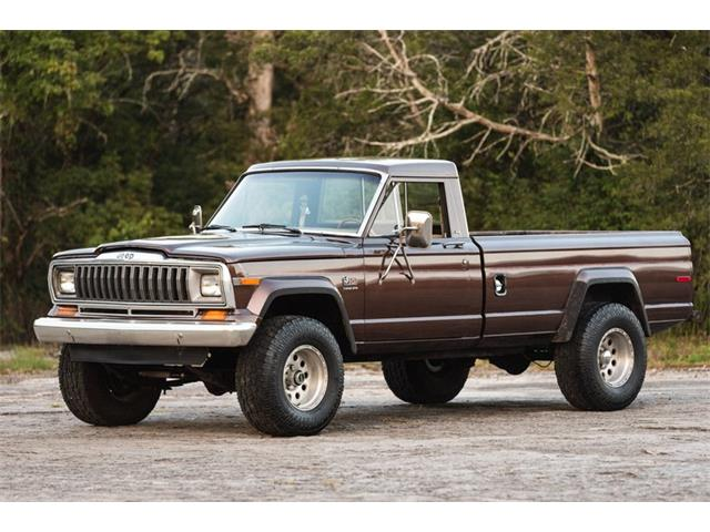 1982 Jeep Gladiator (CC-1531584) for sale in Lebanon, Tennessee
