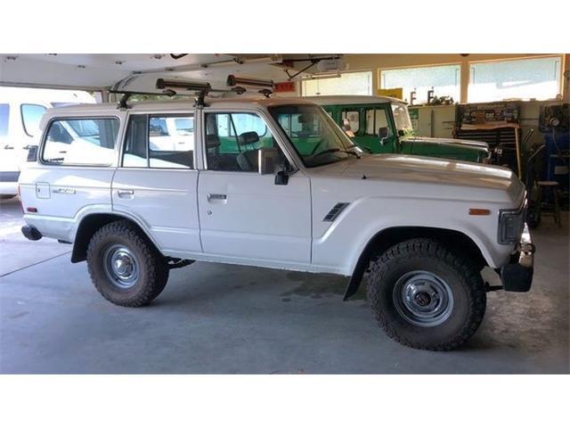 1988 Toyota Land Cruiser FJ (CC-1531593) for sale in Cadillac, Michigan