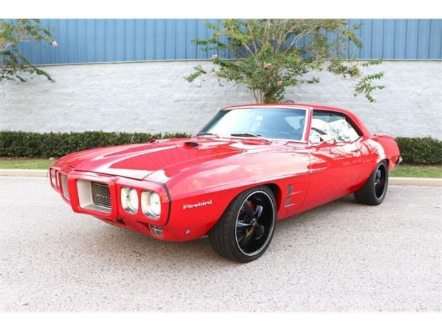 1969 Pontiac Firebird (CC-1531594) for sale in Cadillac, Michigan