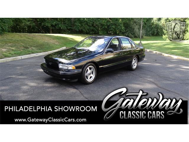 1996 Chevrolet Impala (CC-1531595) for sale in O'Fallon, Illinois