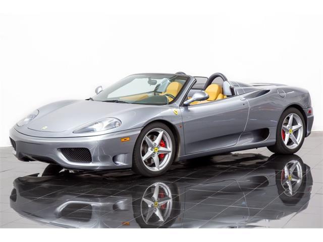 2003 Ferrari 360 (CC-1530160) for sale in St. Louis, Missouri