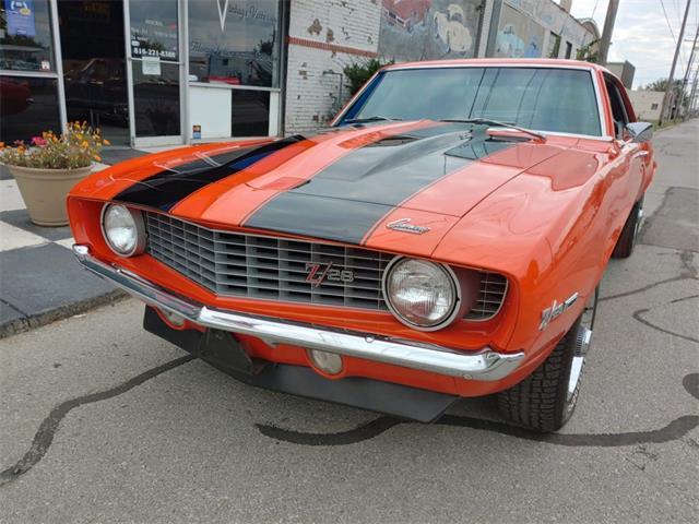 1969 Chevrolet Camaro (CC-1531605) for sale in N. Kansas City, Missouri