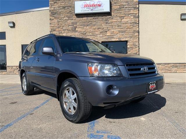 2006 Toyota Highlander (CC-1531613) for sale in Bismarck, North Dakota