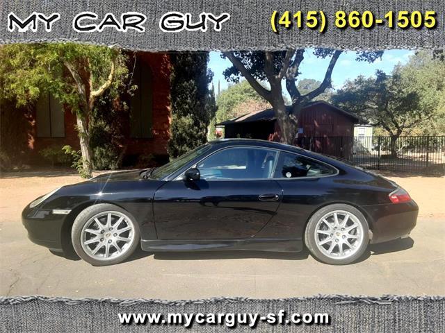2001 Porsche 911 (CC-1531616) for sale in Groveland, California