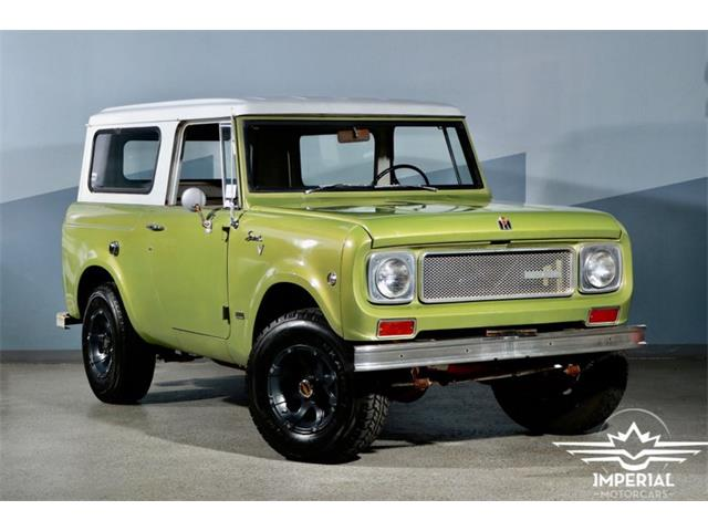 1970 International Scout (CC-1531618) for sale in New Hyde Park, New York
