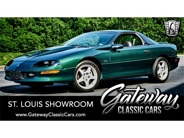 1996 Chevrolet Camaro (CC-1531619) for sale in O'Fallon, Illinois