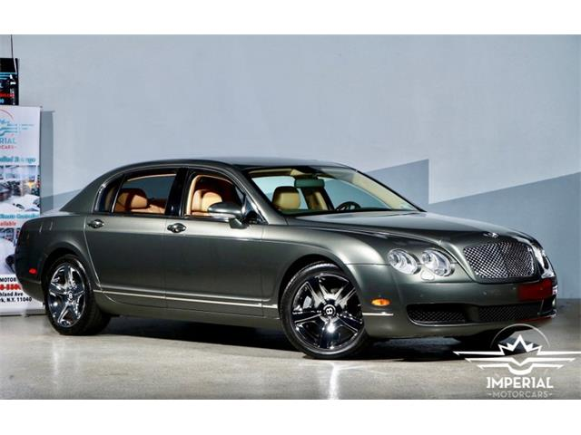 2007 Bentley Continental (CC-1531624) for sale in New Hyde Park, New York