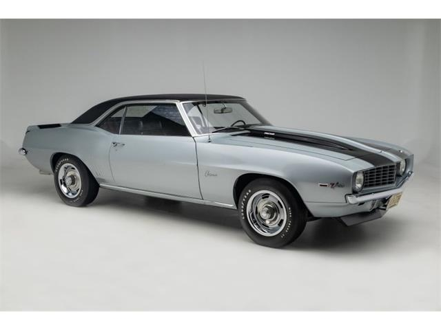 1969 Chevrolet Camaro (CC-1530164) for sale in Clifton Park, New York