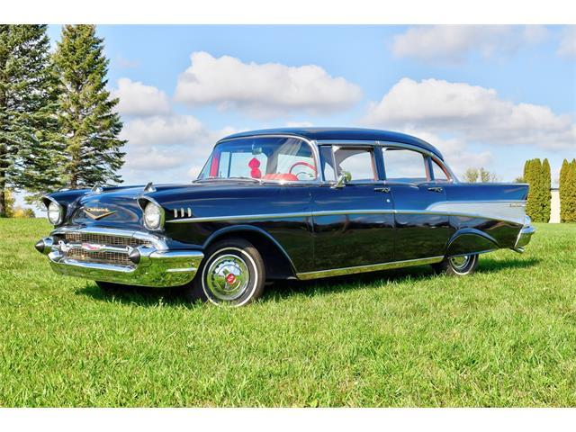 1957 Chevrolet Bel Air (CC-1531643) for sale in Watertown, Minnesota