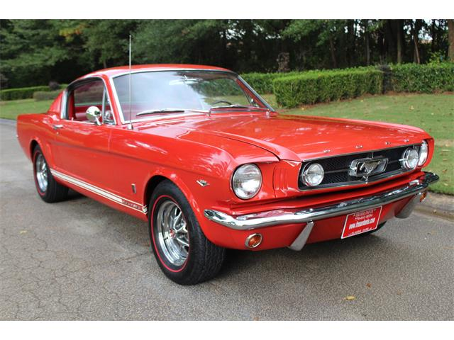 1965 Ford Mustang (CC-1531644) for sale in Roswell, Georgia