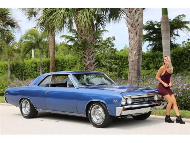 1967 Chevrolet Chevelle SS (CC-1531646) for sale in Fort Myers, Florida