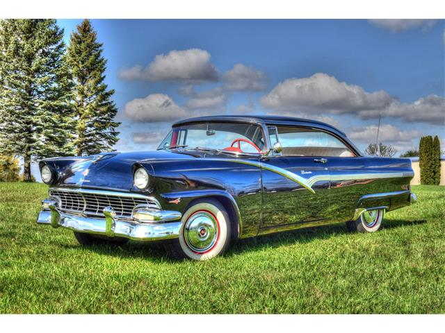 1956 Ford Victoria (CC-1531650) for sale in Watertown, Minnesota