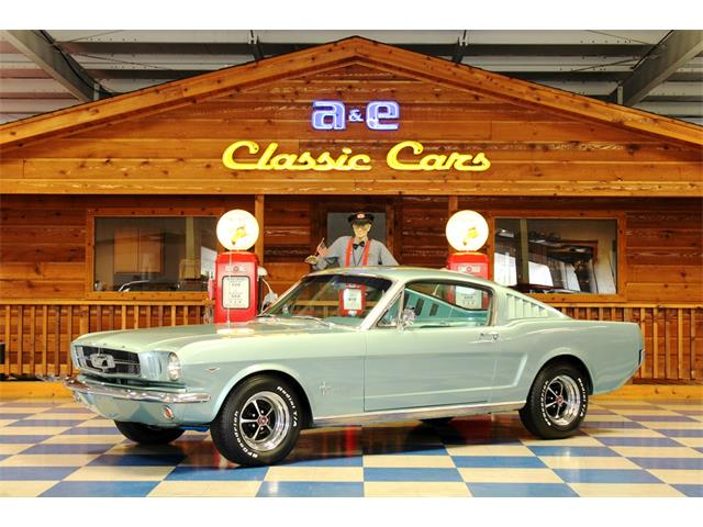 1965 Ford Mustang (CC-1531652) for sale in New Braunfels , Texas