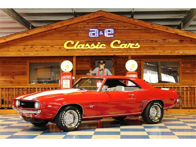 1969 Chevrolet Camaro (CC-1531653) for sale in New Braunfels , Texas