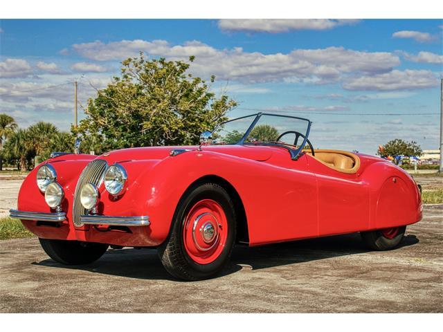 1950 Jaguar XK120 (CC-1531654) for sale in sarasota, Florida