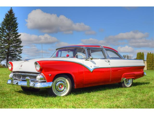 1955 Ford Crown Victoria (CC-1531656) for sale in Watertown, Minnesota