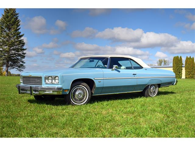 1975 Chevrolet Caprice (CC-1531658) for sale in Watertown, Minnesota