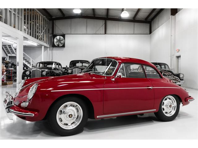 1962 Porsche 356B (CC-1531660) for sale in St. Louis, Missouri