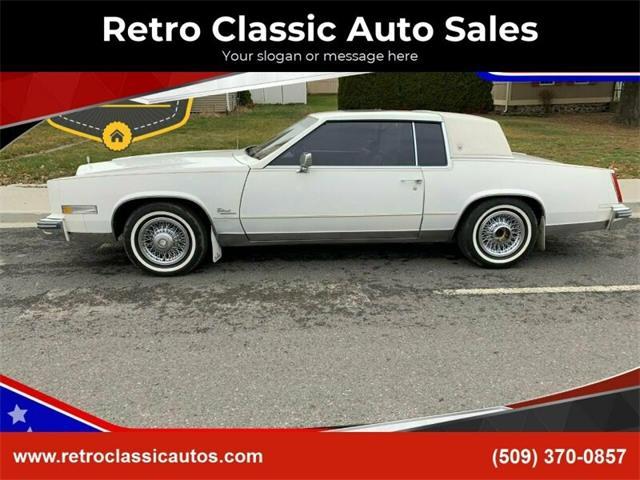 1980 Cadillac Eldorado (CC-1531663) for sale in Fairfield, Washington