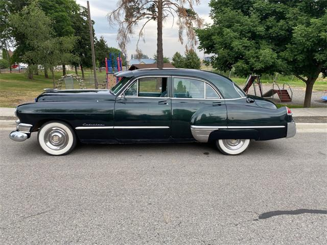 1949 Cadillac 4-Dr Sedan (CC-1531670) for sale in Fairfield, Washington
