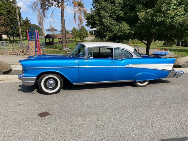 1957 Chevrolet 210 (CC-1531673) for sale in Fairfield, Washington