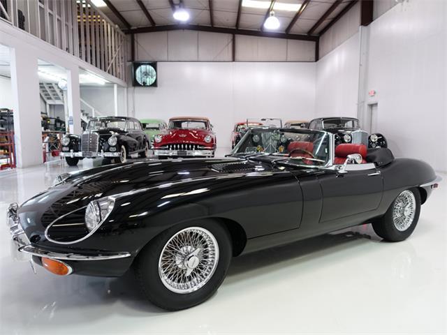 1971 Jaguar E-Type (CC-1531674) for sale in St. Louis, Missouri