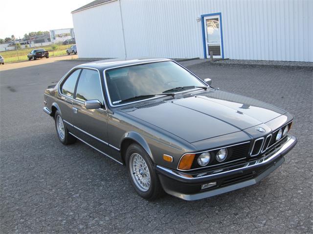 1982 BMW 635csi (CC-1531676) for sale in Langeskov, Denmark