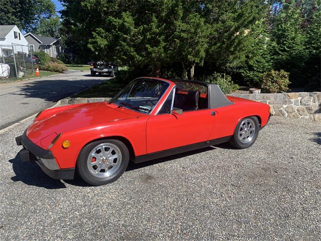1973 Porsche 914 (CC-1531677) for sale in Hastings on Hudson, New York