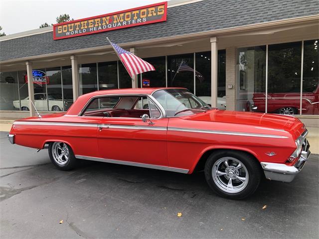 1962 Chevrolet Impala SS (CC-1531678) for sale in CLARKSTON, Michigan