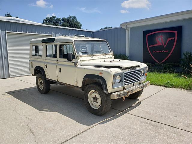 1984 Land Rover Defender (CC-1531679) for sale in Okahumpka, Florida