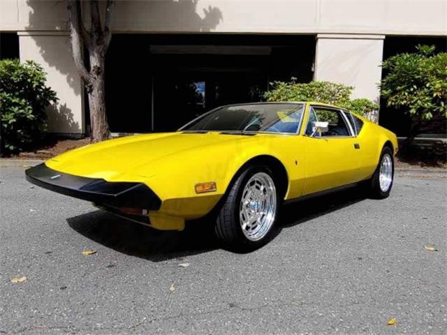 1974 De Tomaso Pantera (CC-1530168) for sale in Arlington, Texas