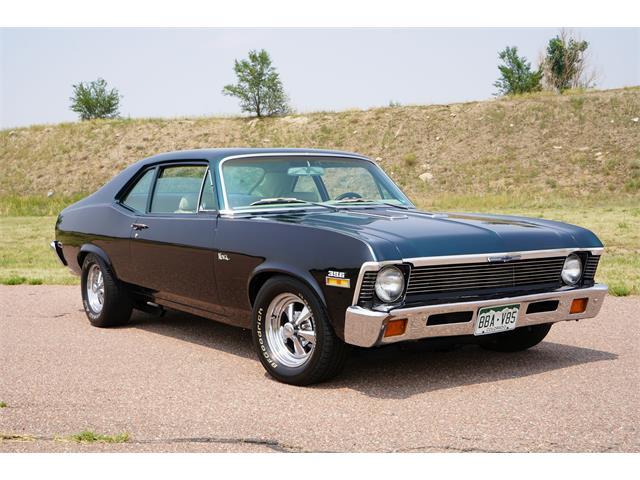 1972 Chevrolet Nova (CC-1531681) for sale in Colorado Springs, Colorado