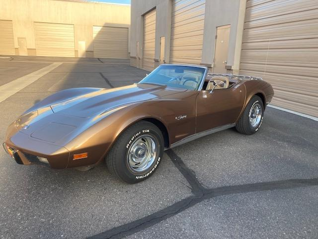 1975 Chevrolet Corvette (CC-1531690) for sale in Scottsdale, Arizona