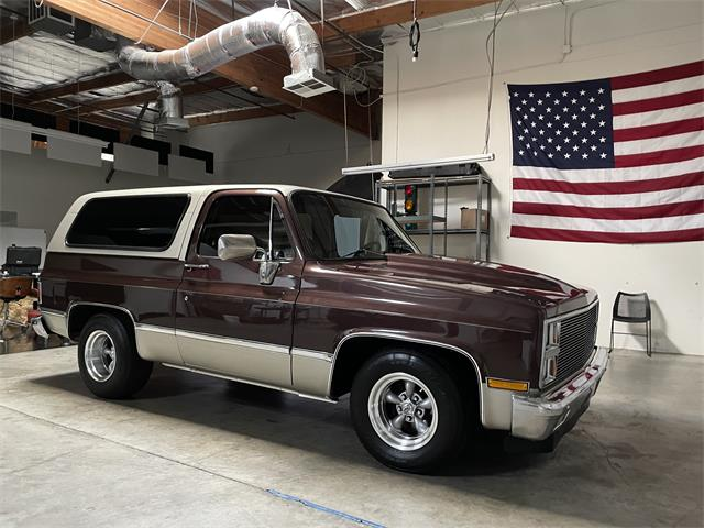 1982 GMC Jimmy (CC-1531693) for sale in Moorpark, California