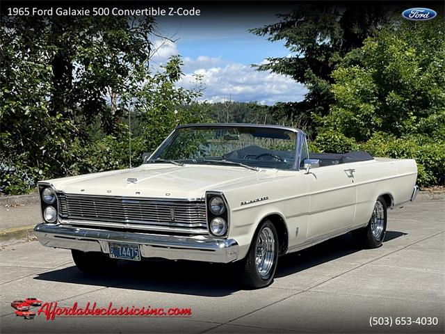1965 Ford Galaxie 500 (CC-1531696) for sale in Gladstone, Oregon