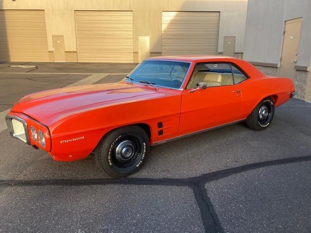 1969 Pontiac Firebird (CC-1531697) for sale in Scottsdale, Arizona