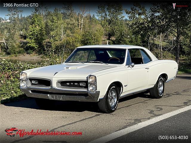 1966 Pontiac GTO (CC-1531699) for sale in Gladstone, Oregon
