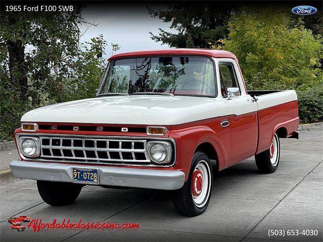 1965 Ford F100 (CC-1531701) for sale in Gladstone, Oregon