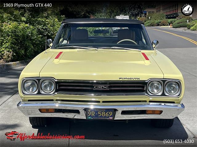 1969 Plymouth GTX (CC-1531704) for sale in Gladstone, Oregon